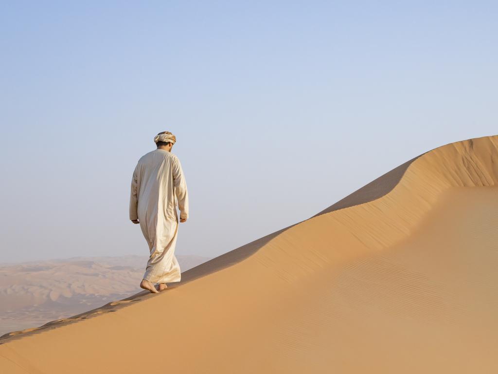 Abu Dhabi Kleidung