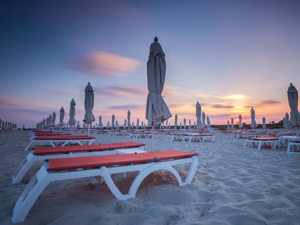 Abu Dhabi Saadiyat Island