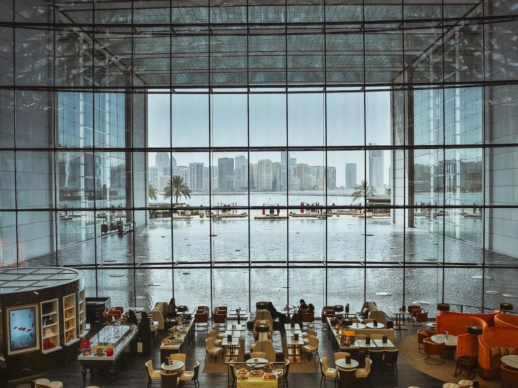 Abu Dhabi The Galleria