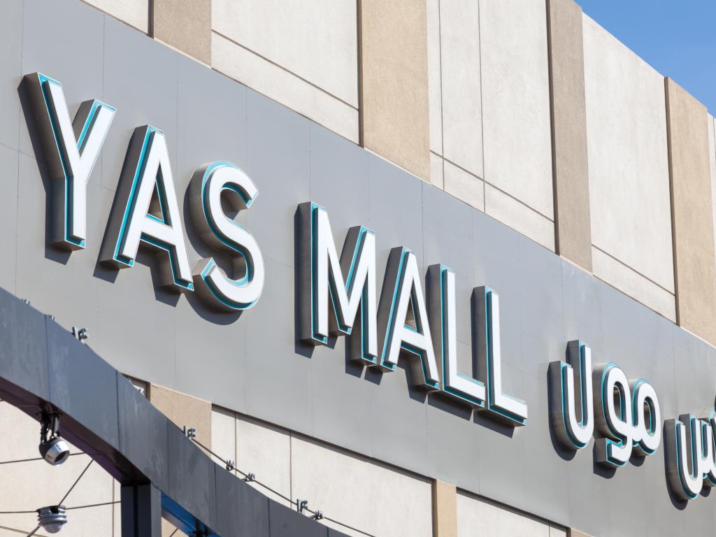 Abu Dhabi Yas Mall