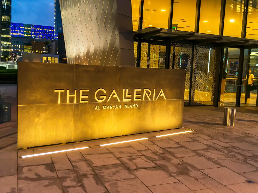 Al Maryah Island The Galleria