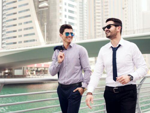 Auswandern Abu Dhabi