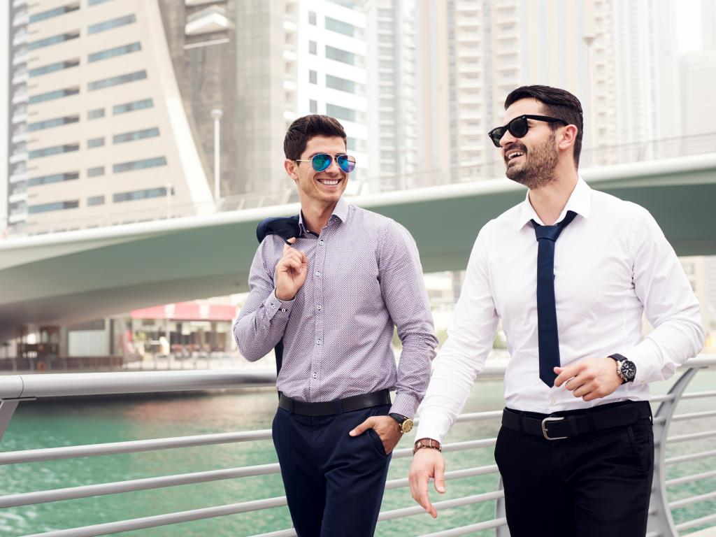 Auswandern nach Abu Dhabi
