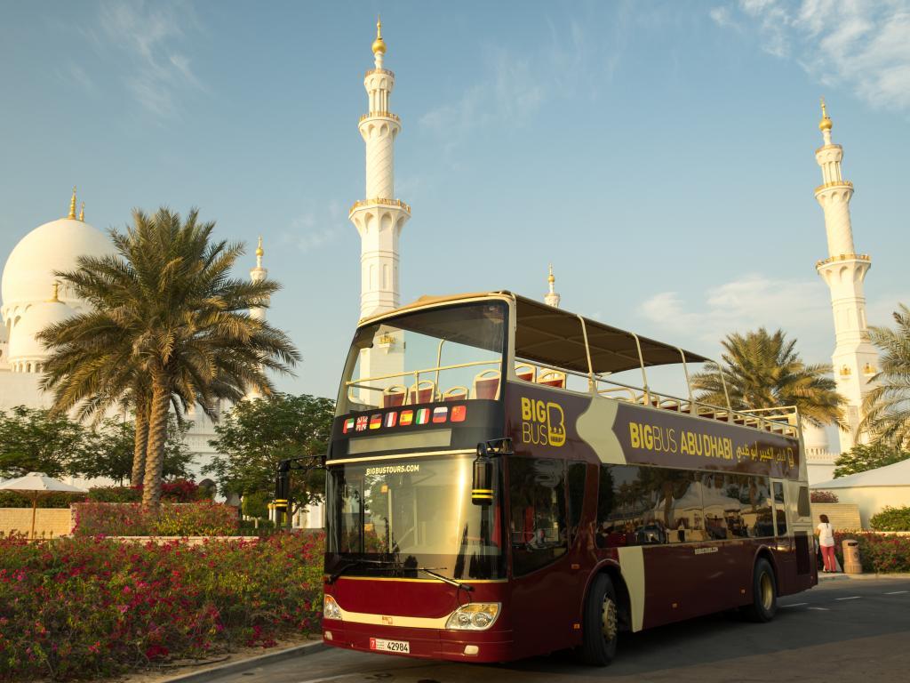 Abu Dhabi Hop On Hop Off Tour