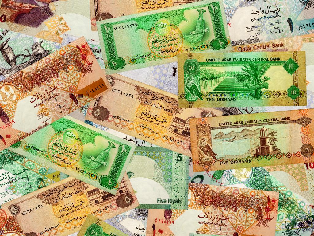 Dubai Währung
