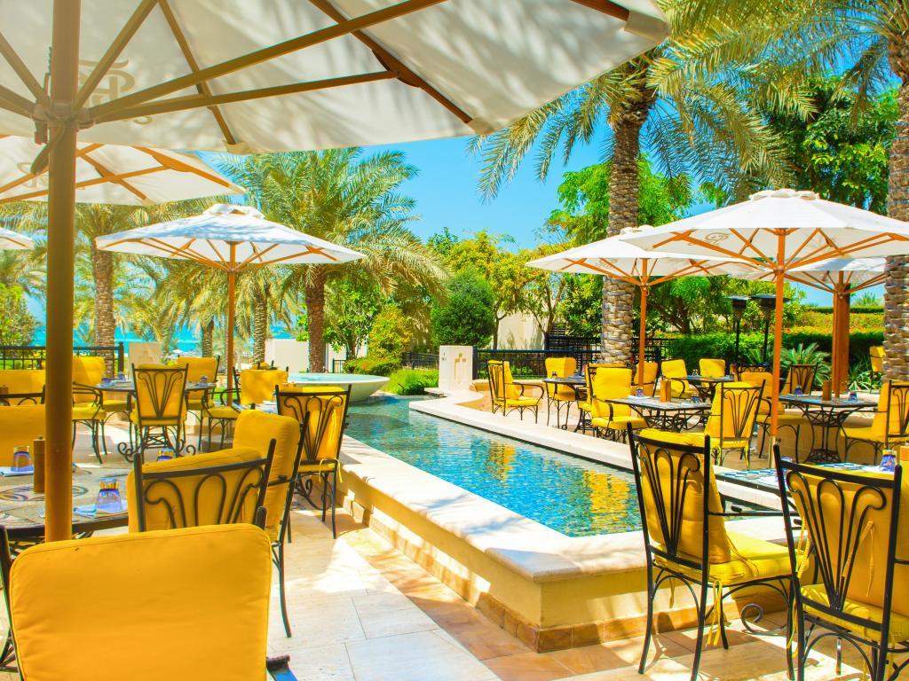 Ein Hotel auf Saadiyat Island