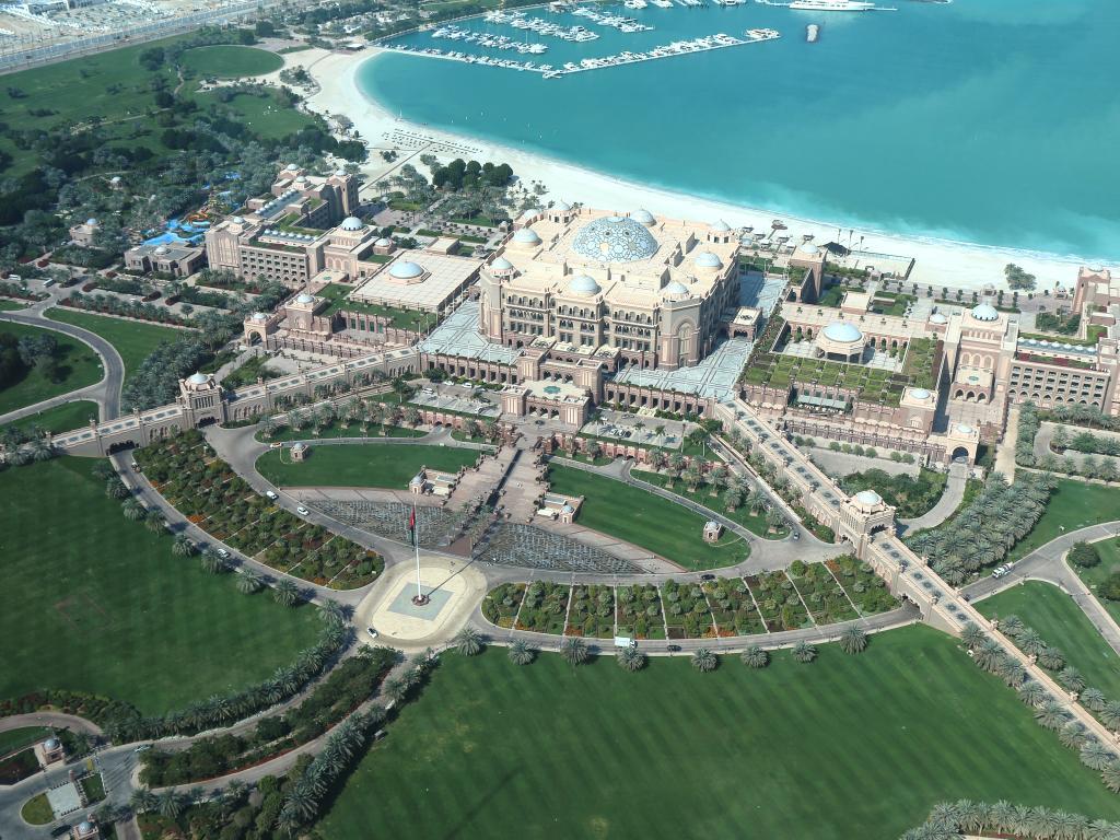 Emirates Palace Besichtigung
