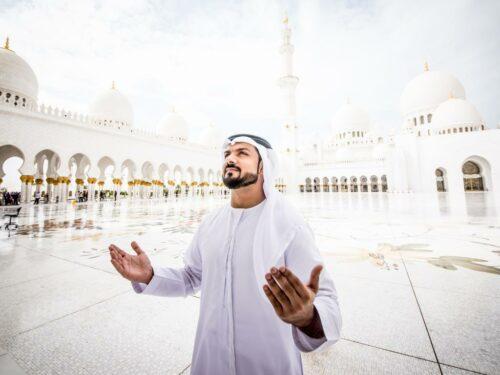 Kleidung Abu Dhabi
