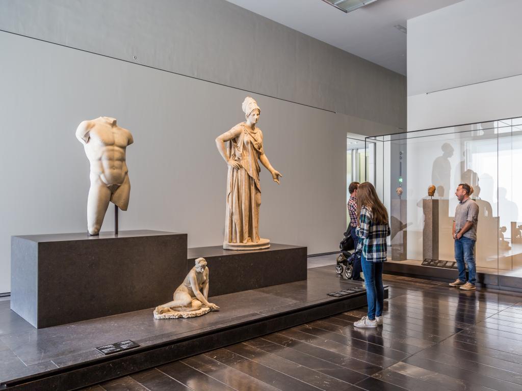 Ausstellungen im Louvre