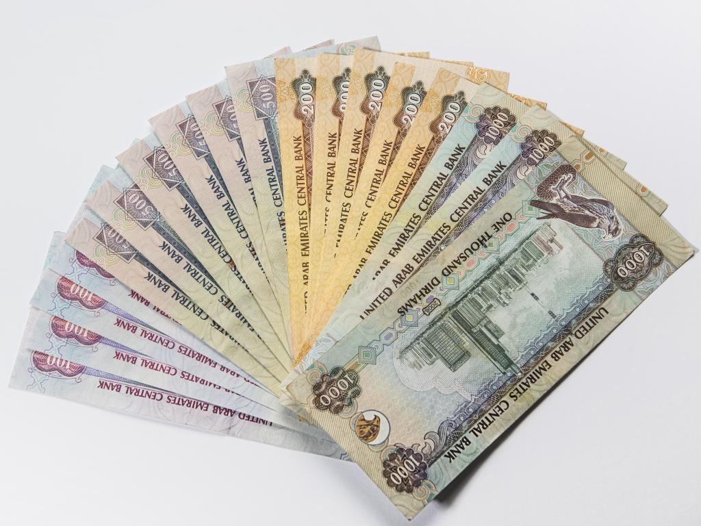 Abu Dhabi Geld wechseln