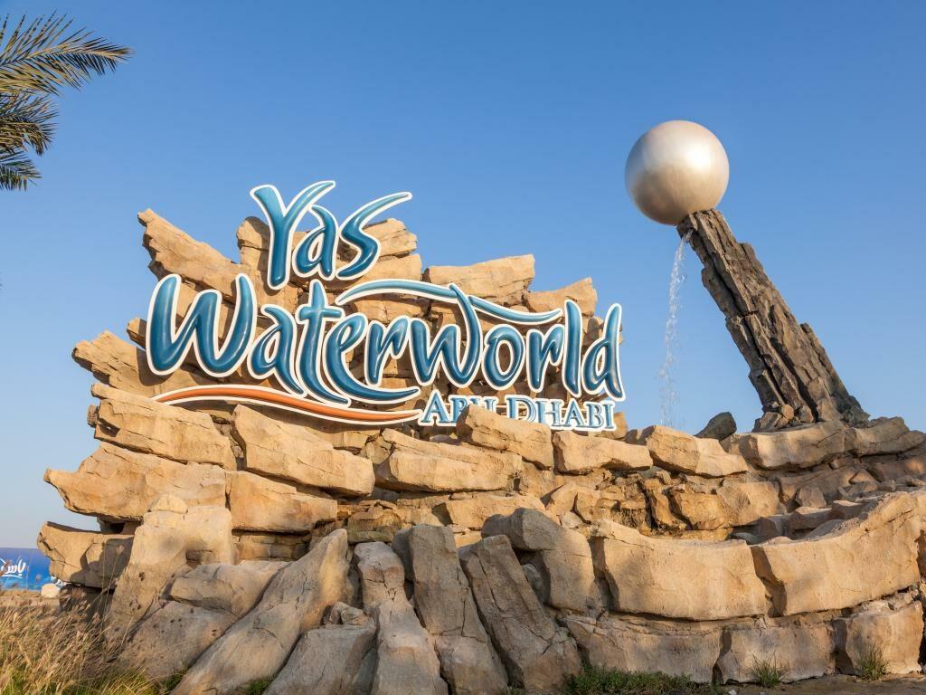 Yas Waterworld in Abu Dhabi