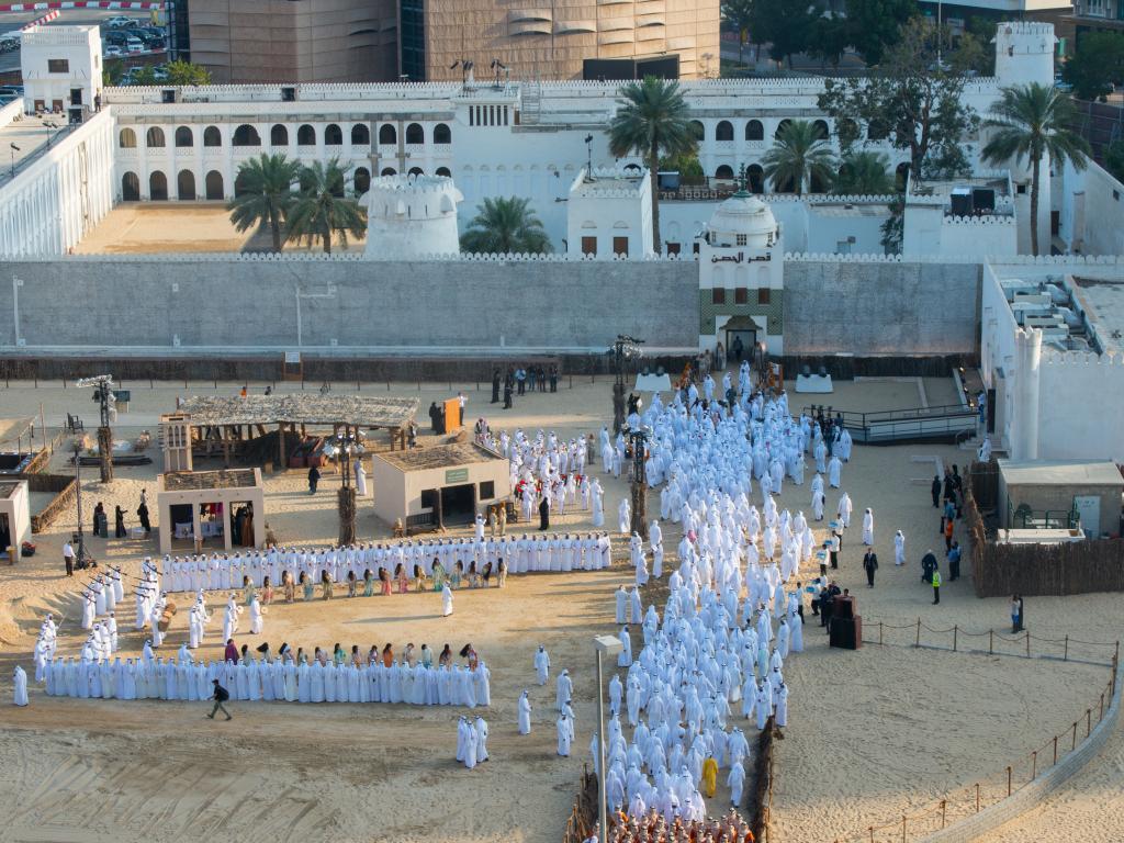 Abu Dhabi Qasr Al Hosn
