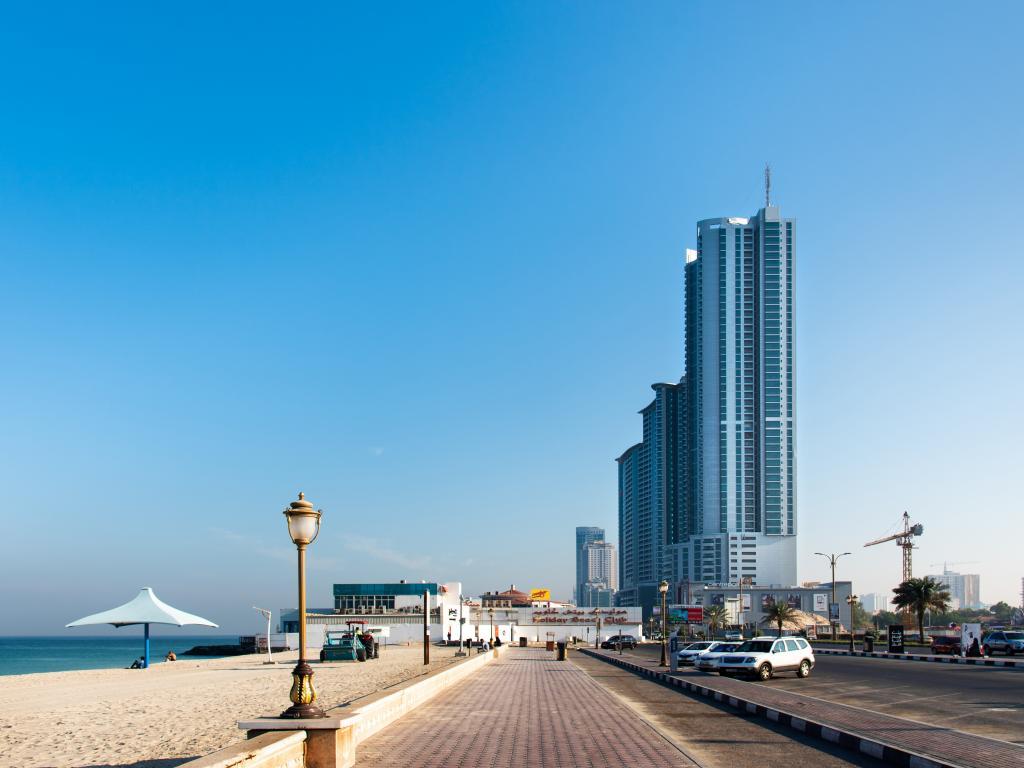 Ajman Corniche Beach
