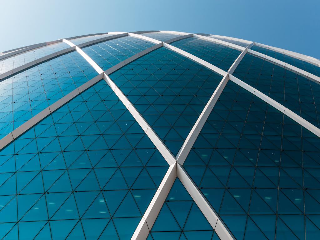 Aussenfassade vom Aldar Building