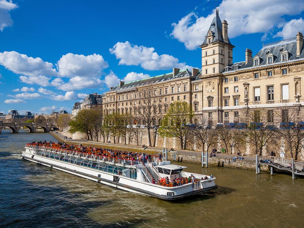 Bootstour auf der Seine