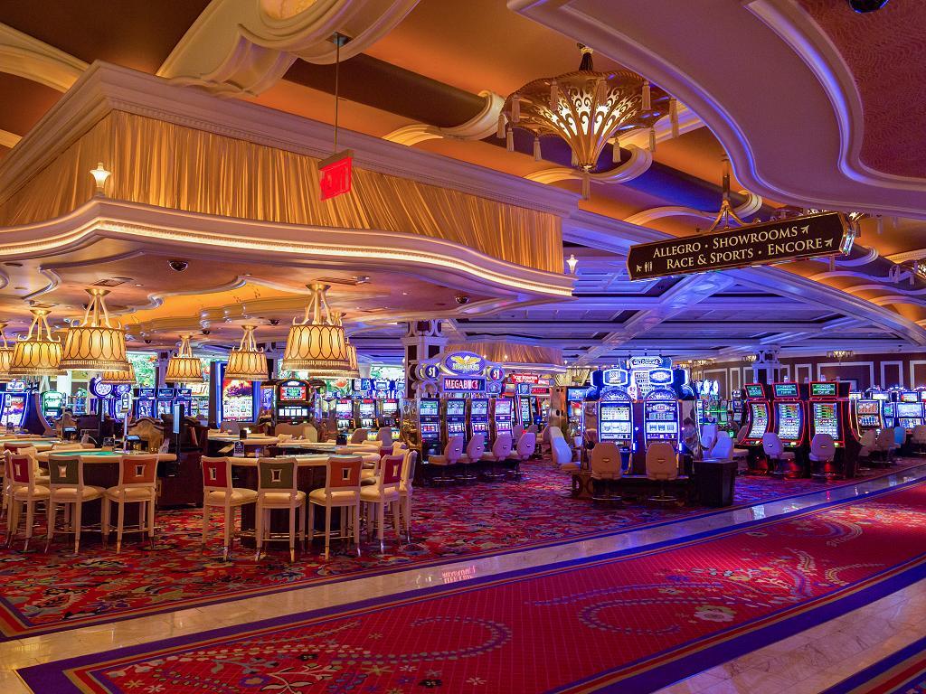 Das Kasino vom Encore