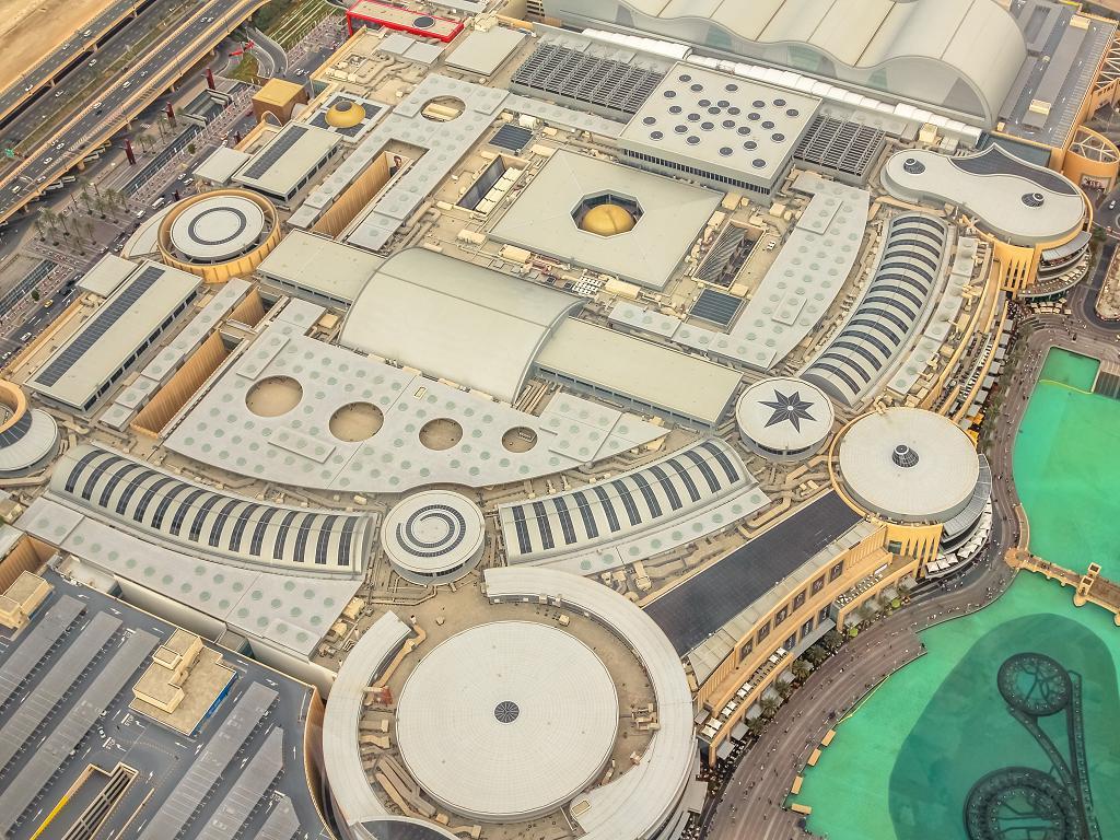 Einkaufszentrum Dubai Mall