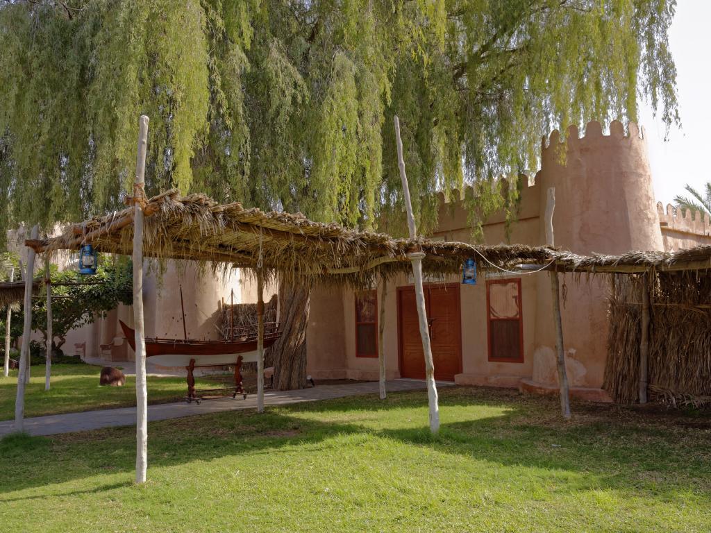 Häuser aus Lehm