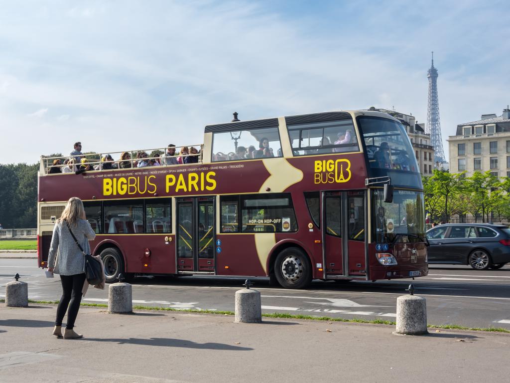 Hop On Hop Off Paris