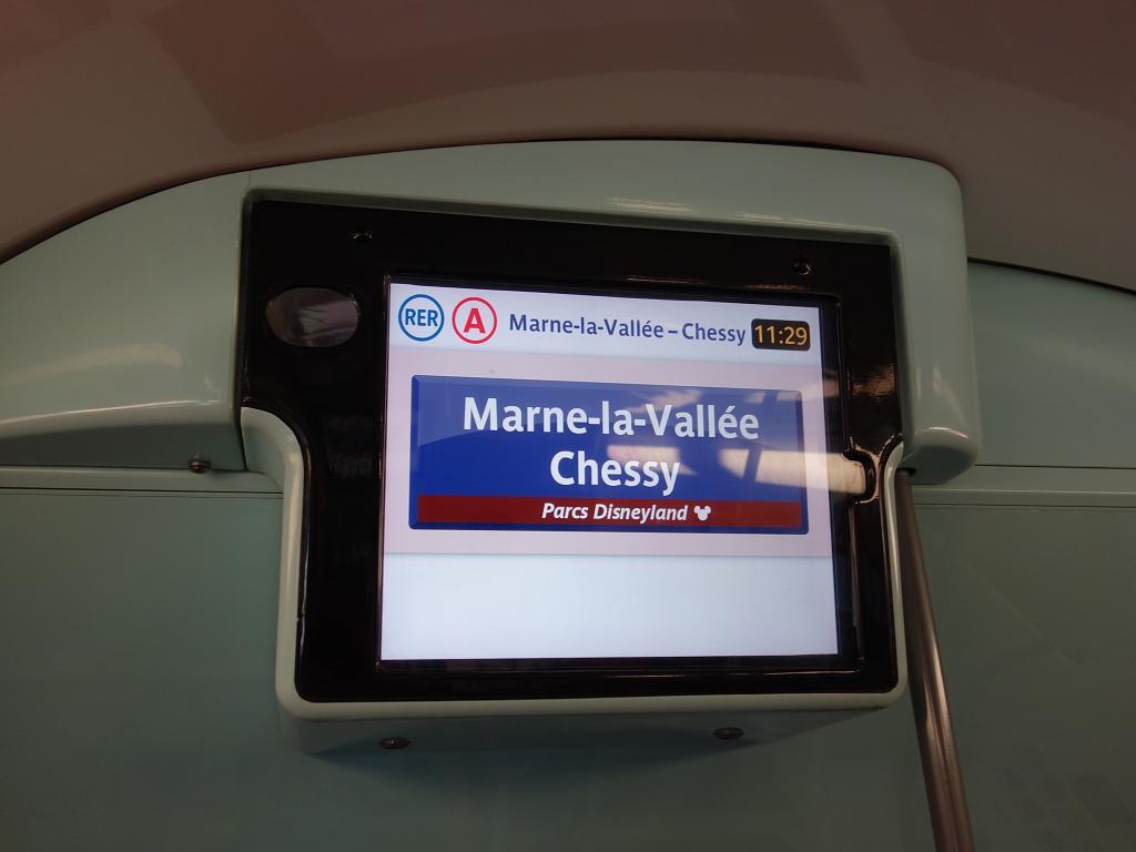 Marne-la-Vallée - Chessy