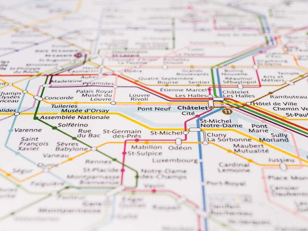 Metroplan Paris