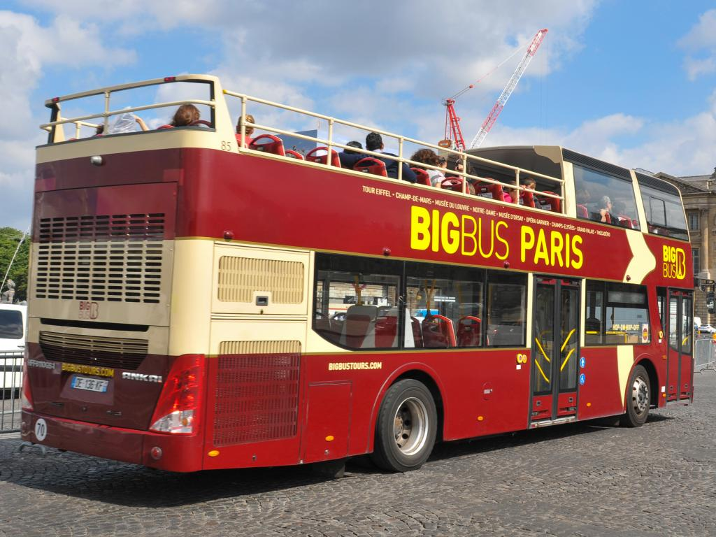 Paris Big Bus