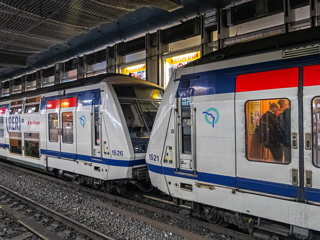 RER A Züge