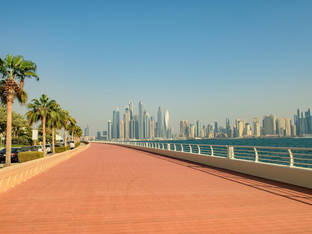 The Boardwalk Palm Jumeirah