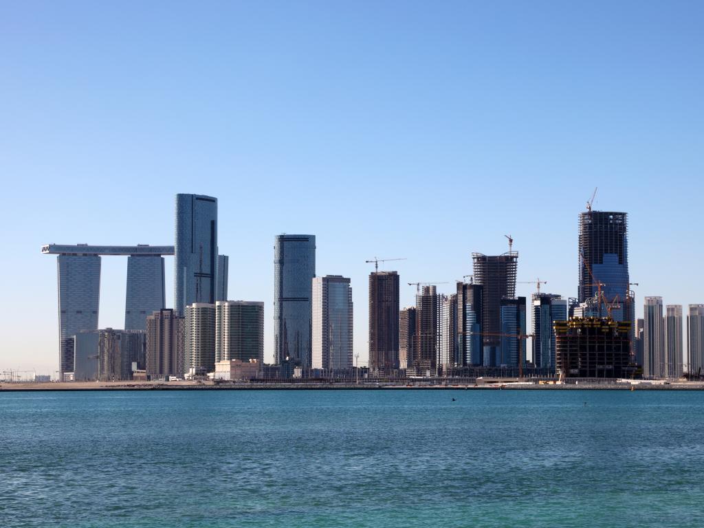 Towers in Al Reem