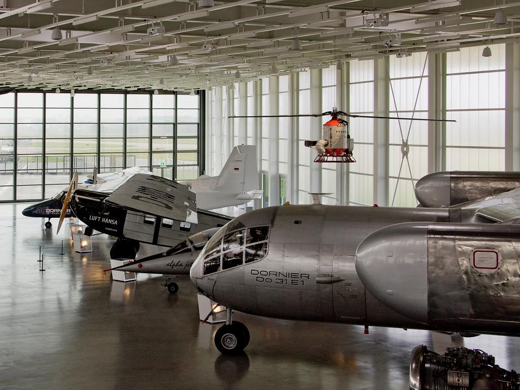 Flugzeuge von Dornier