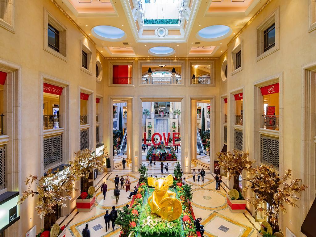 The Shoppes at Palazzo