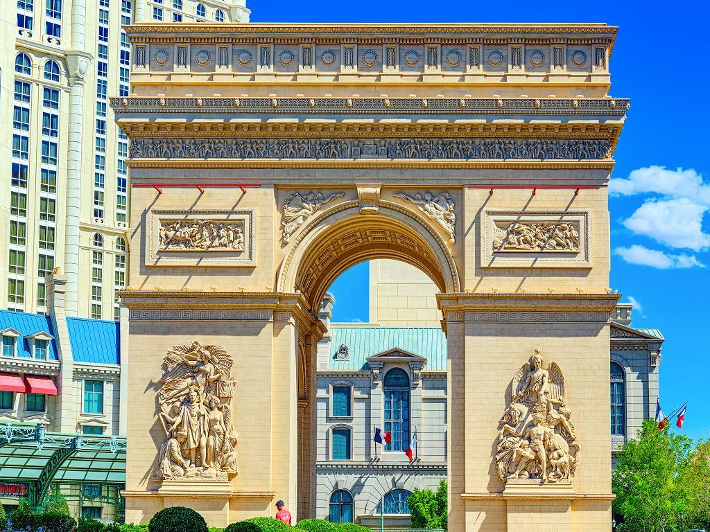 Triumphbogen Las Vegas