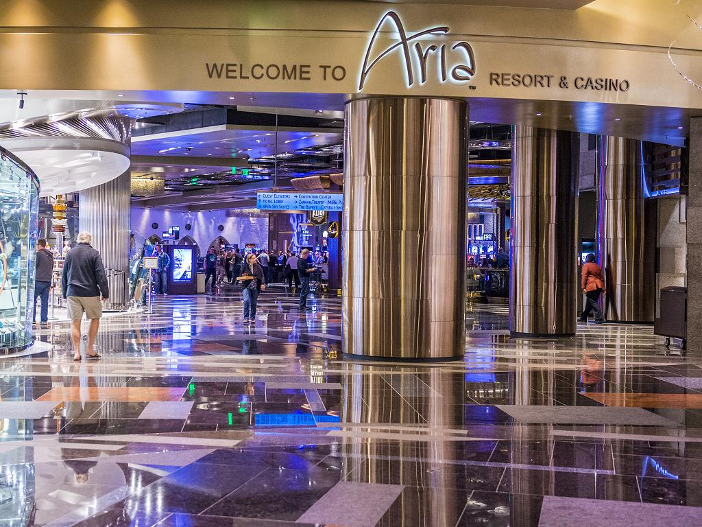 Welcome to Aria Resort