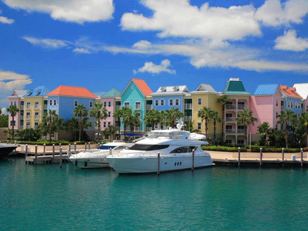 Von Miami auf die Bahamas