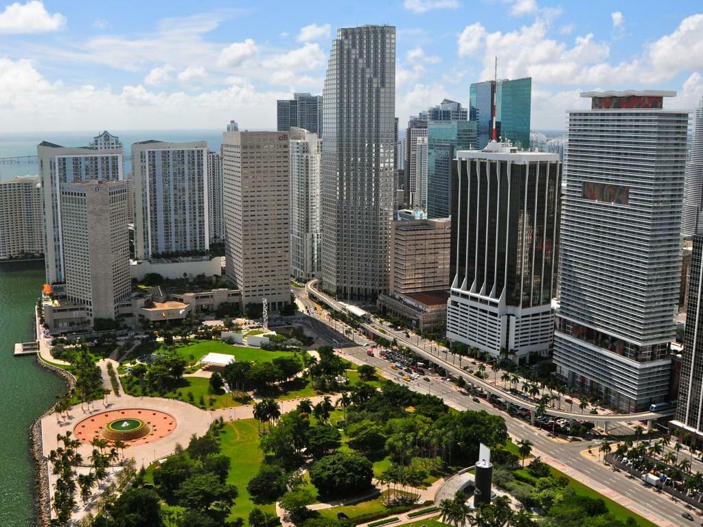 Bayfront Park Miami