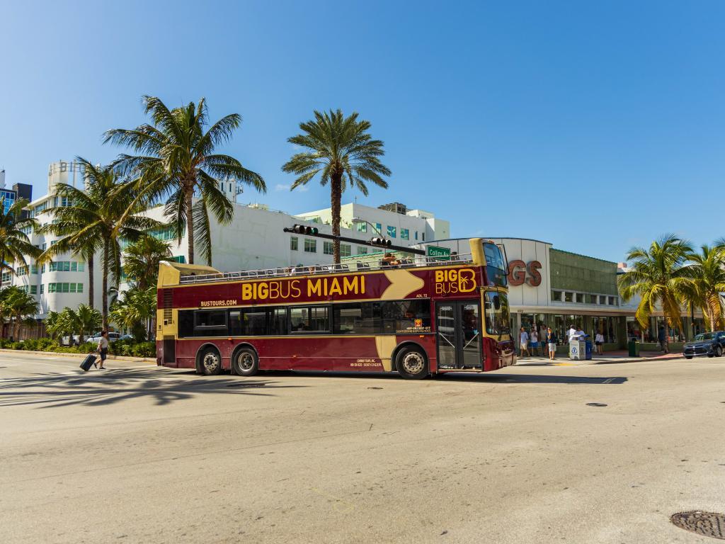 Hop On Hop Off Tour Miami
