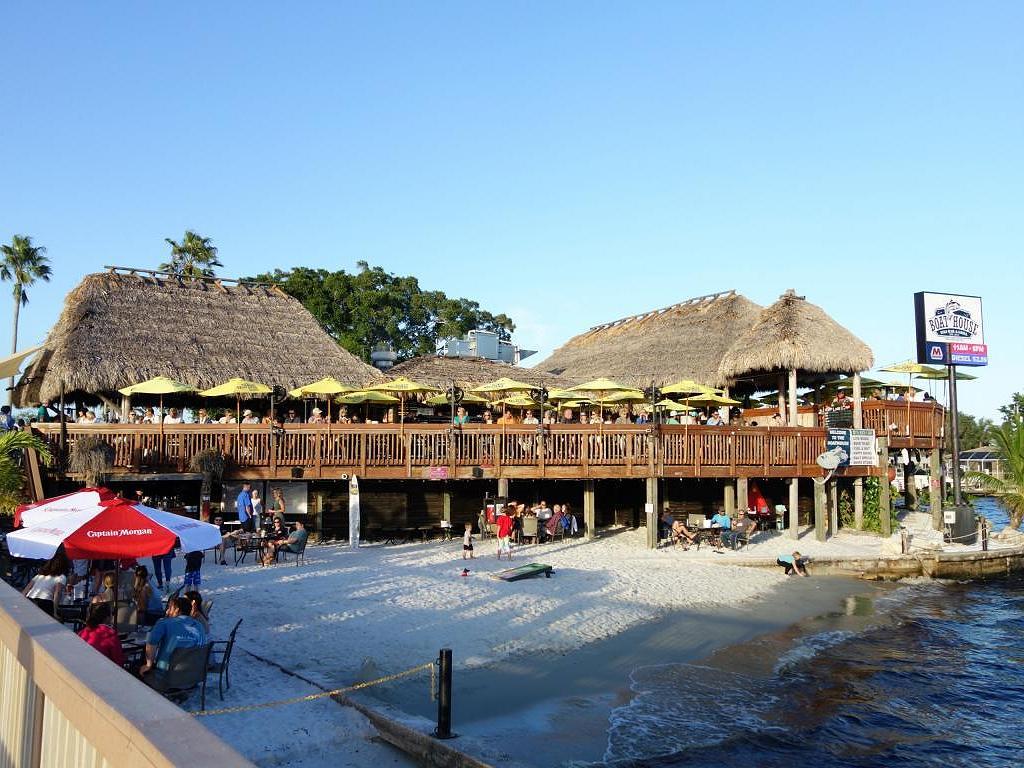 Boat House Tiki Bar & Grill