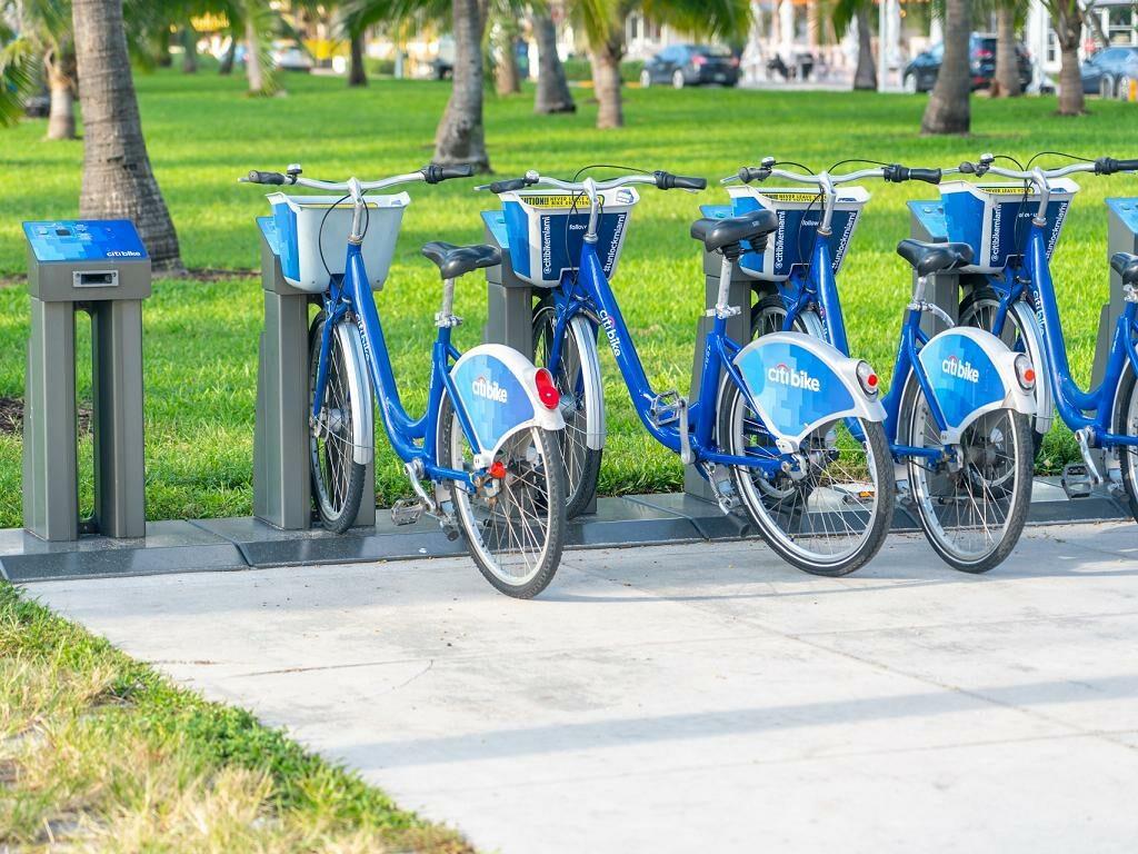 City Bike Miami Beach