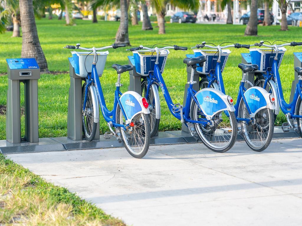 City Bike Fahrrad mieten in Miami Beach