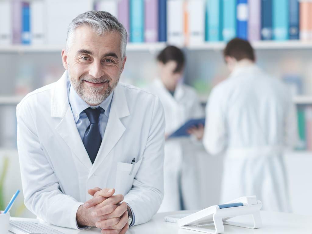 Ein Arzt in den V.A.E.