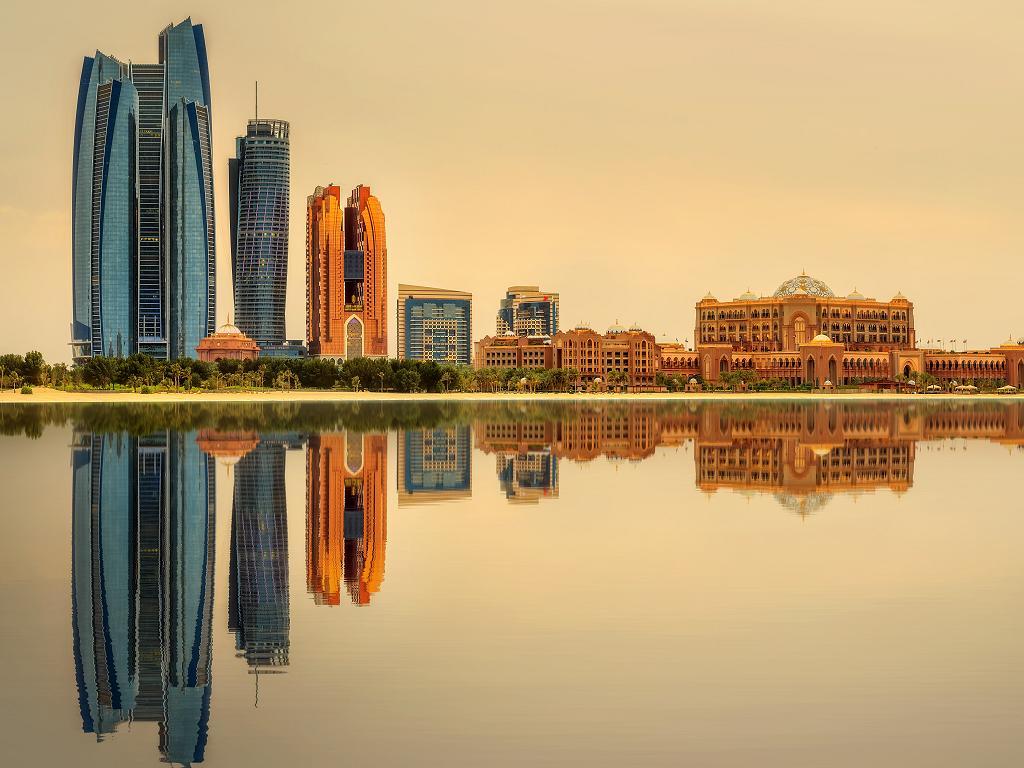 Abu Dhabi Sicherheit