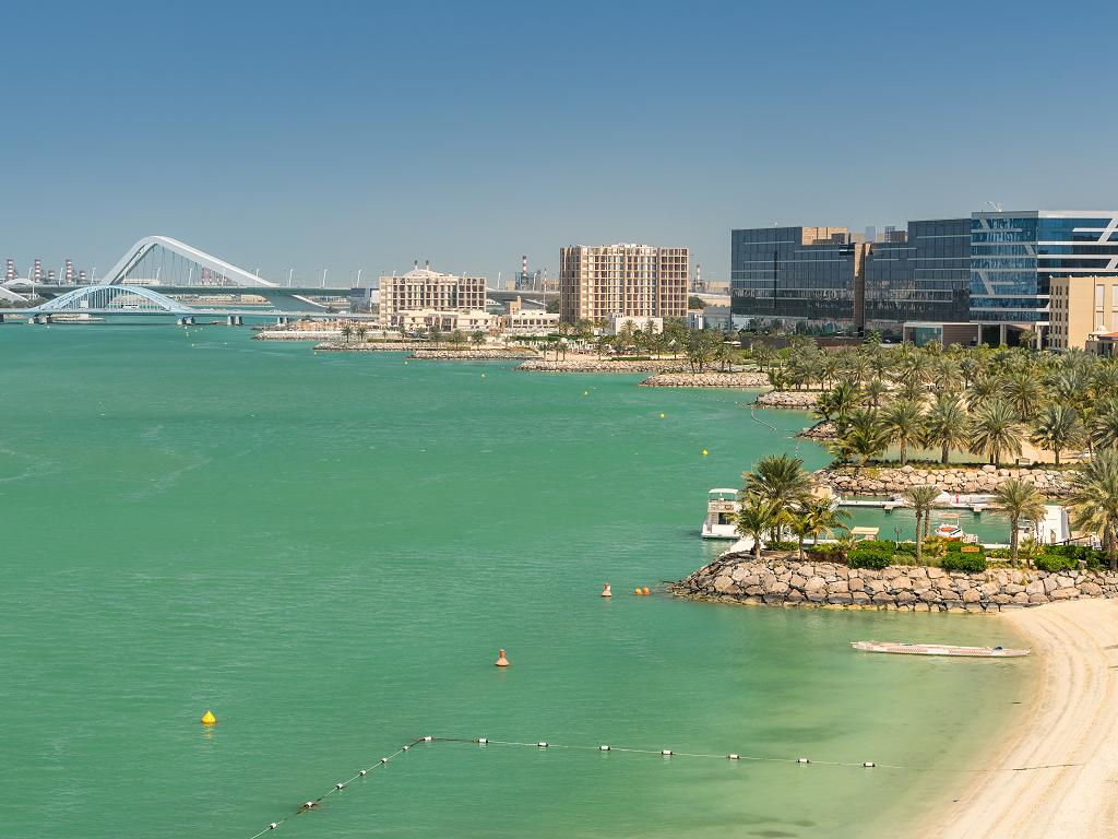 Abu Dhabi Badeurlaub