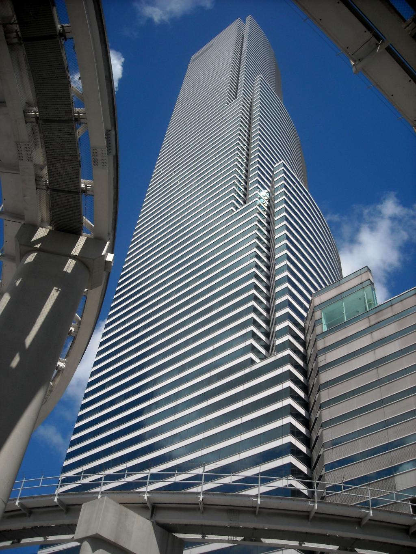 Die Fassade vom Miami Tower