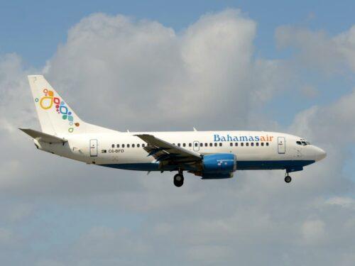 Fluggesellschaft Bahamasair