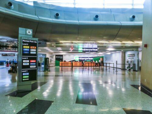 Flughafen Miami Rental Car Center