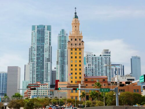 Freedom Tower Miami