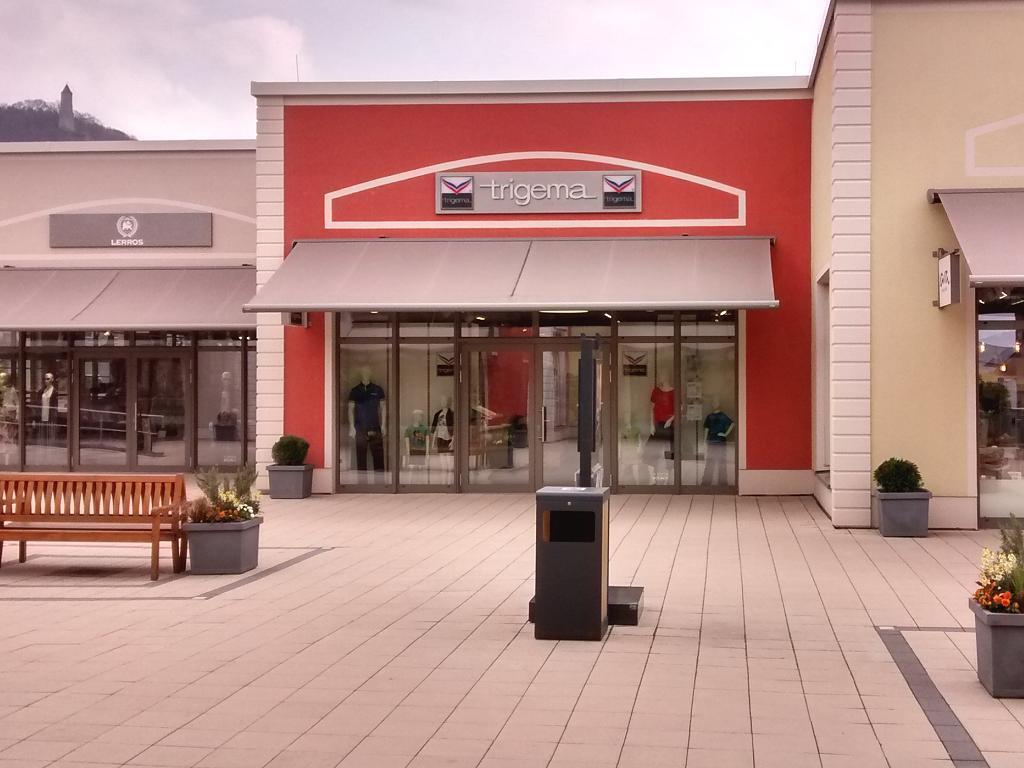 Geschäfte im City Outlet Geislingen