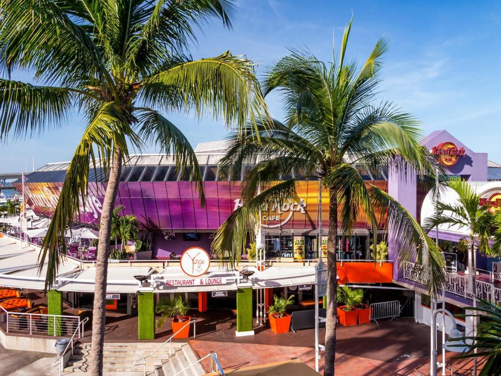 Hard Rock Cafe Miami Florida