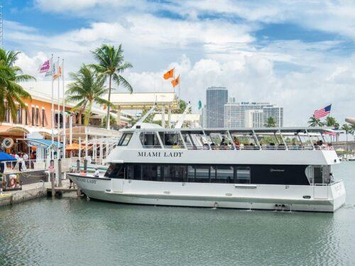 Island Queen Cruises Miami