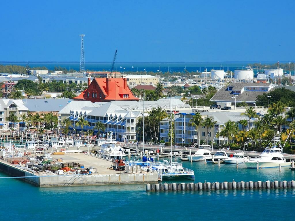Key West in Florida